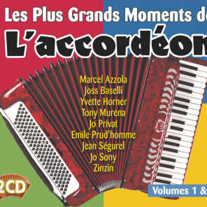 Les Plus Grands Moments De L'Accordéon Vol.1 / Les Plus Grands Moments De L'Accordéon Vol.2