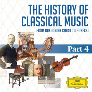 The History Of Classical Music - Part 4 - From Tchaikovsky To Rachmaninov (Live At Bayreuther Festspiele / 1966)