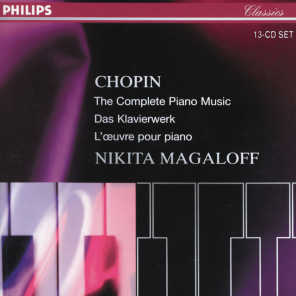 Chopin: The Complete Piano Music (13 CDs)