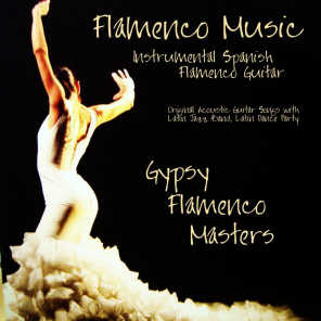 Flamenco Music - Instrumental Spanish Flamenco Guitar, Original Acoustic Guitar Songs With Latin Jazz Band, Latin Dance Party