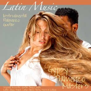 Latin Music - Instrumental Flamenco Guitar, Original Acoustic Guitar Songs With Latin Jazz Band, Latin Dance Party, Musica Latina