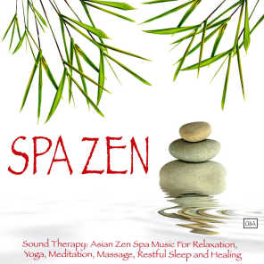 Sound Therapy: Asian Zen Spa Music for Relaxation, Yoga, Meditation, Massage, Restful Sleep and Healing