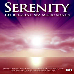 Serenity: 101 Relaxing Spa Music Songs, Sound Therapy for Relaxation With Sounds of Nature: Baby Sleep, Study and Yoga