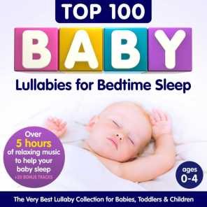 Top 100 Baby Lullabies for Bedtime Sleep – The Very Best Lullaby Collection for Babies, Toddlers & Children – Over 5 Hours of Relaxing Music to Help Your Baby Sleep – Feat:- Twinkle, Twinkle, Rock a Bye Baby, Your are my Sunshine,+ More (Best of Version)