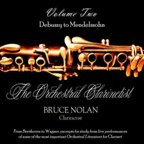 The Orchestral Clarinetist: Vol 2-Debussy to Mendelssohn
