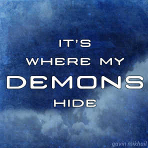 It's Where My Demons Hide (Imagine Dragons Cover)