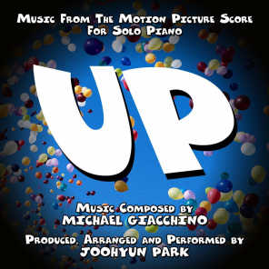 Up-Music from the Motion Picture Score for Solo Piano