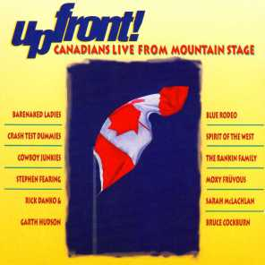 Upfront! Canadians Live from Mountain Stage