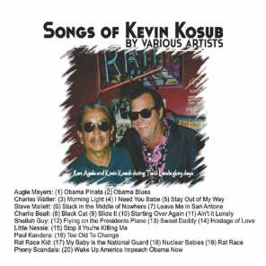 Songs of Kevin Kosub: The Taco Land Years