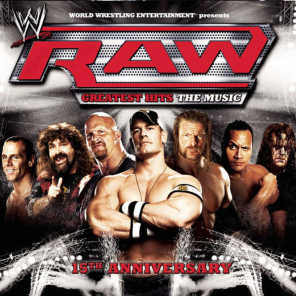 RAW Greatest Hits The Music (2010)