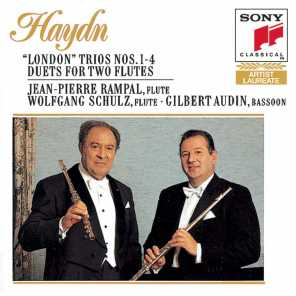 "Haydn: ""London"" Trios Nos. 1-4 & Duets for 2 Flutes"