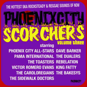 Phoenix City Scorchers Vol.3