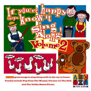 If You're Happy and You Know It  Sing Along - Volume 2
