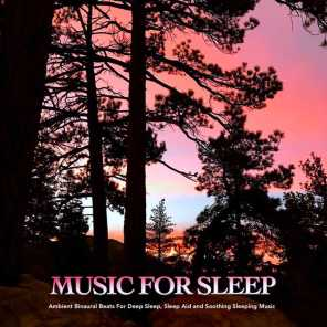 Music For Sleep: Ambient Binaural Beats For Deep Sleep, Sleep Aid and Soothing Sleeping Music