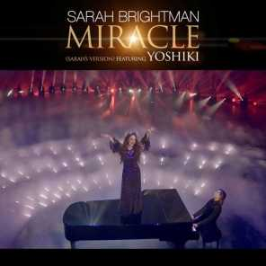 Miracle (Sarah's Version) [feat. Yoshiki]