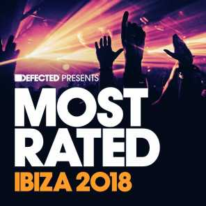 Defected presents Most Rated Ibiza 2018 (Mixed)