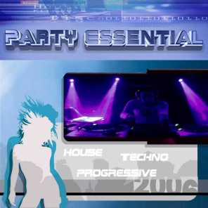 The Party Essental - Best Of Techno, House & #1 Dance Club Hits