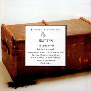 Britten - The Little Sweep; Rejoice in the Lamb