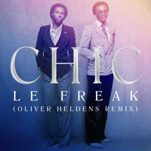 Le Freak (Oliver Heldens Remix) [feat. Nile Rodgers]