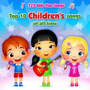 Top 10 Children's Songs of All Time