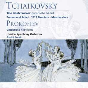 Tchaikovsky: The Nutcracker etc . Prokofiev: Cinderella highlights