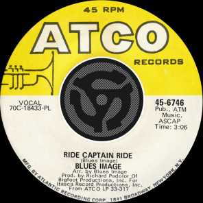 Ride Captain Ride / Pay My Dues [Digital 45]