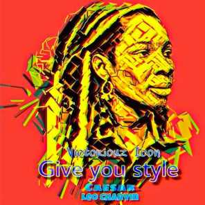 Give You Style (feat. Caesar & Leo Charvin)