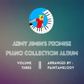 Army Jimin's Promise Piano Collection Album