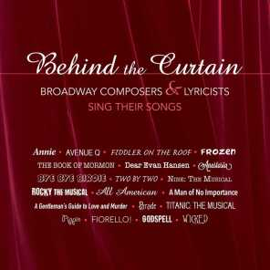 Behind the Curtain - Broadway Composers & Lyricists Sing Their Songs