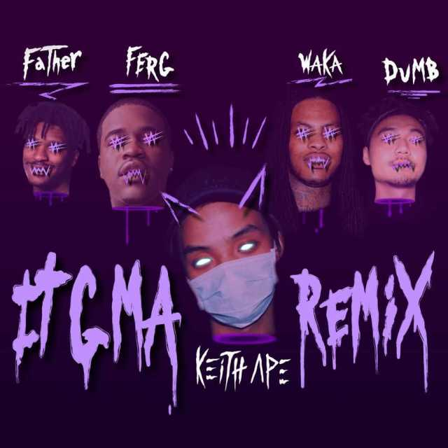 Image result for keith ape face mask it g ma