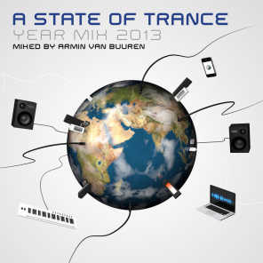A State Of Trance Year Mix 2013 (Unmixed)