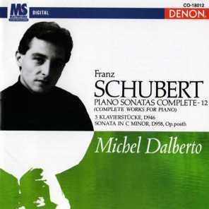 Schubert: Piano Sonatas Complete, Vol. 12 (Complete Works for Piano)