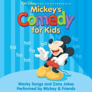 Mickey's Comedy for Kids