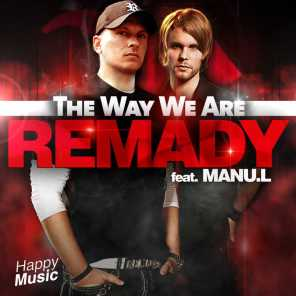 The Way We Are (feat. Manu L)