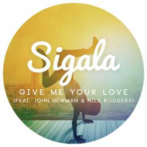 Give Me Your Love (feat. Nile Rodgers)
