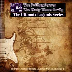 The Rolling Stones / The Ultimate Legends Series (15 Best Tracks Ultimate Legends Series Number 4)