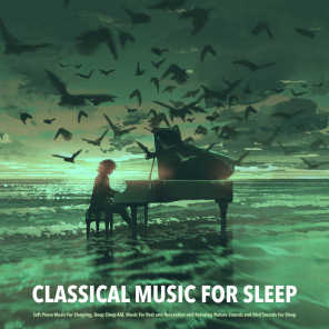 Classical Music For Sleep: Soft Piano Music For Sleeping, Deep Sleep Aid, Music For Rest and Relaxation and Relaxing Nature Sounds and Bird Sounds For Sleep