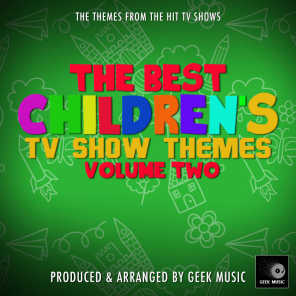 The Best Children's Television Themes Vol. 2