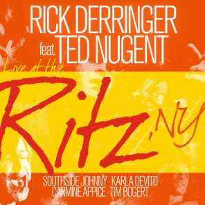 Live At The Ritz, NY (feat. Ted Nugent)