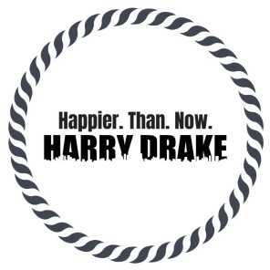 Happier. Than. Now.