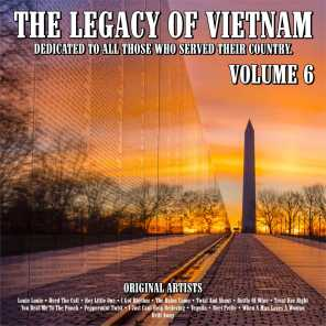 The Legacy of Vietnam : Dedicated To All Those Who Served Their Country.Volume 6