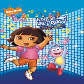 !Vamos a bailar! Let's Dance! The Dora the Explorer Music Collection
