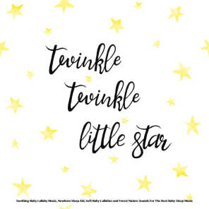 Twinkle Twinkle Little Star: Soothing Baby Lullaby Music, Newborn Sleep Aid, Soft Baby Lullabies and Forest Nature Sounds For The Best Baby Sleep Music