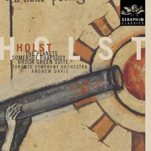 Holst: The Planets And Orchestral Music