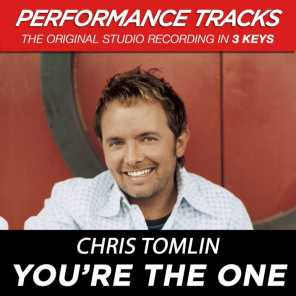 You're The One (Performance Tracks)
