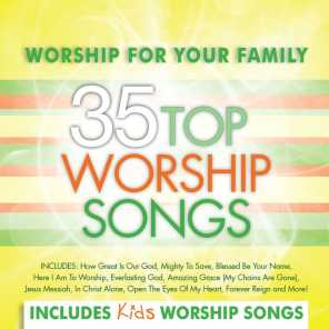 Worship for Your Family (Yellow)