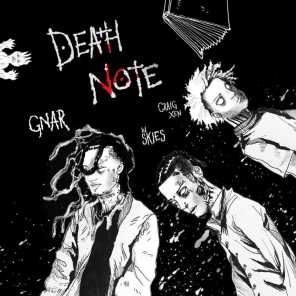 Death Note (feat. Lil Skies & Craig Xen)