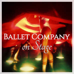 Ballet Company on Stage – Piano Songs for Ballet, Modern Dance and Ballet Rehearsal before the Show