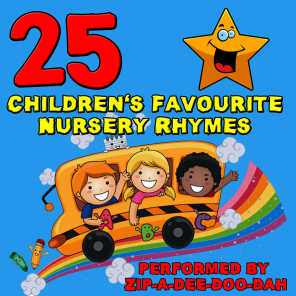 25 Children's Favourite Nursery Rhymes