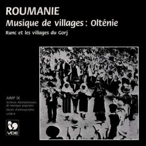Constantin Brailoiu: Village Music from Romania: Oltenia, Runc and the Villages of Gorj